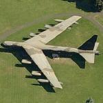 B-52 at Hereitage Park Fairchild AFB