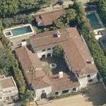 Diane Keaton's House (Birds Eye)