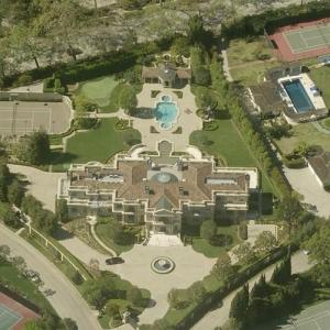 Frank Mancuso Sr's House (Birds Eye)