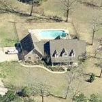 Justin Gaston's Childhood Home (Birds Eye)