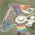 Colorful Clemyjontri Park