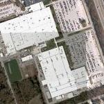 Raytheon Patriot Missile Plant (Bing Maps)