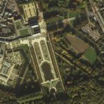 Castles of Augustusburg and Falkenlust at Brühl (Bing Maps)
