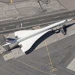 Concorde, NYC