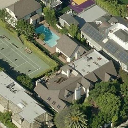 debbie allen norm nixon 39 s house in santa monica ca google maps. Black Bedroom Furniture Sets. Home Design Ideas