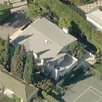Billy Wilder's house (Birds Eye)