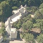 Erich Maria Remarque's & Paulette Goddard's house (former) (Birds Eye)