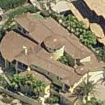 Nigel Lythgoe's House (Birds Eye)