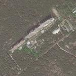 Abandoned Duga-3 over-the-horizon radar system (Bing Maps)