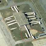 """Mole Hole"" at former Plattsburgh AFB (Birds Eye)"