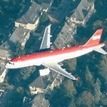 Airbus A320 LTU - Lufttransport-Unternehmen