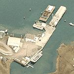 Seneca Lake Sonar Test Facility (Birds Eye)
