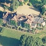 John Major's house (former) (Birds Eye)