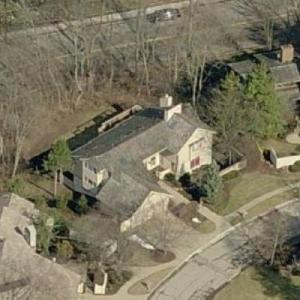 Mick Cronin's House (Former) (Birds Eye)
