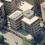 Home of the student - L'Aquila (Birds Eye)