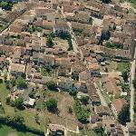 L'Aquila Earthquake : Small town Onna Before April 6, 2009 (Birds Eye)