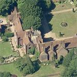 Chenies Manor House (Birds Eye)