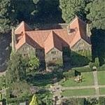 Washington Old Hall (Birds Eye)