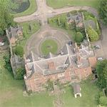 Dorfold Hall (Birds Eye)