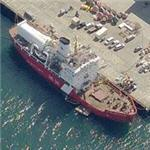 Canadian Coast Guard High-endurance Multi-tasked Vessel (Birds Eye)