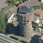 Watertoren Alkmaar (Birds Eye)