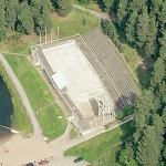 Ahvenisto Sporting Centre (Olympic site) (Birds Eye)