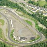 Ahvenisto Race Circuit (Birds Eye)