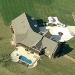 Jason Aldean's House (Birds Eye)