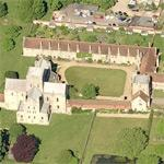 Hospital of St Cross (Birds Eye)