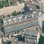 'L'hotel de l'Armée du Salut' by Le Corbusier