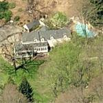 Abigail Disney's house (Birds Eye)