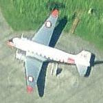 Royal Danish Air Force Douglas C-47A Skytrain (Birds Eye)