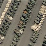 Fort Dix motor pool