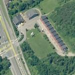 Avedore AFB hangars (Birds Eye)