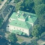Russian embassy to Denmark