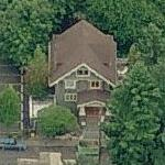 Isaac Brock's House (Birds Eye)