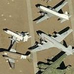 Hill AFB Air Museum (Birds Eye)