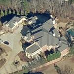 Chris Tucker's House (Birds Eye)