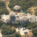 Tim Duncan's House (Present) (Birds Eye)