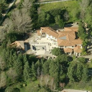 The Kardashian Jenner House and Net Worth in Hidden Hills  CA    The Kardashian Jenner House  Bing Maps