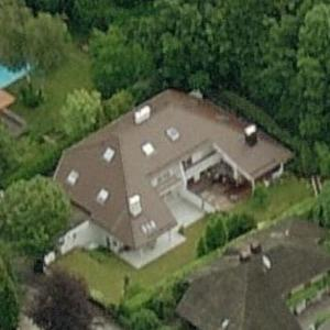Karl-Heinz Rummenigge's house (Birds Eye)