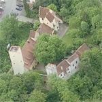 Castle Grünwald (Birds Eye)