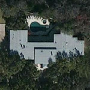 Leland Burk's House (Bing Maps)