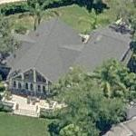 Kelly Tilghman's House (Birds Eye)
