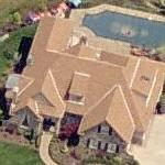 Kurt Angle's house (Birds Eye)