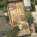 Landon Donovan & Bianca Kajlich's House (Birds Eye)
