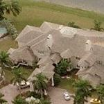 Jose Canseco's House (Former) (Birds Eye)