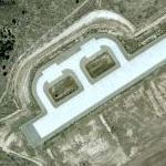 Remote runway on Camp Pendelton