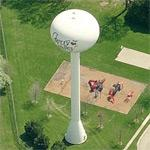 Cherry Valley Water Tower (Birds Eye)