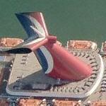 Carnival cruise ship 'Paradise'